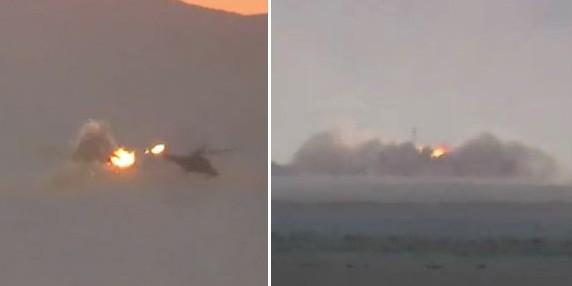 СМИ сообщили о планах Минобороны ответить на гибель летчиков под Пальмирой