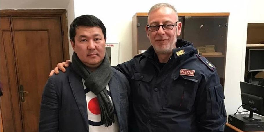 Российский бизнесмен скрутил вора в центре Рима и заработал ужин с шефом полиции