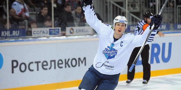 Латвийский хоккеист бросил сборную ради гражданства России