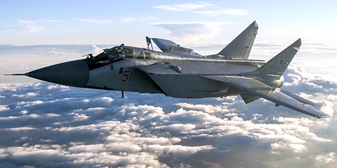 Россия создает новейший дальний перехватчик МиГ-41