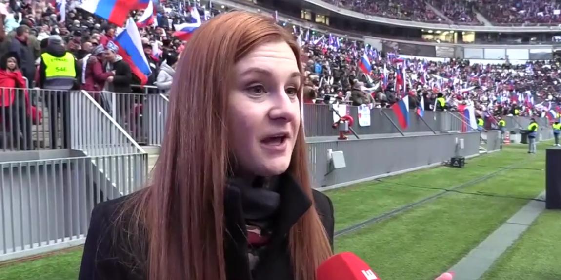 Бутина пообещала бороться за полную правовую возможность для крымчан