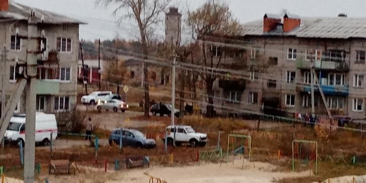 Неизвестный расстрелял пассажирский автобус в Нижегородской области, трое погибших