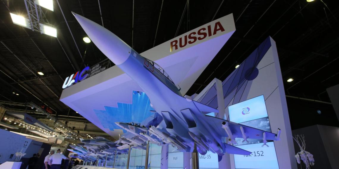Россия за год продала иностранным партнерам авиатехнику на $6 млрд