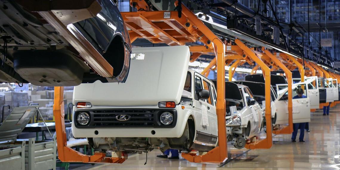 АвтоВАЗ планирует запустить производство электрокаров Lada в 2027 году