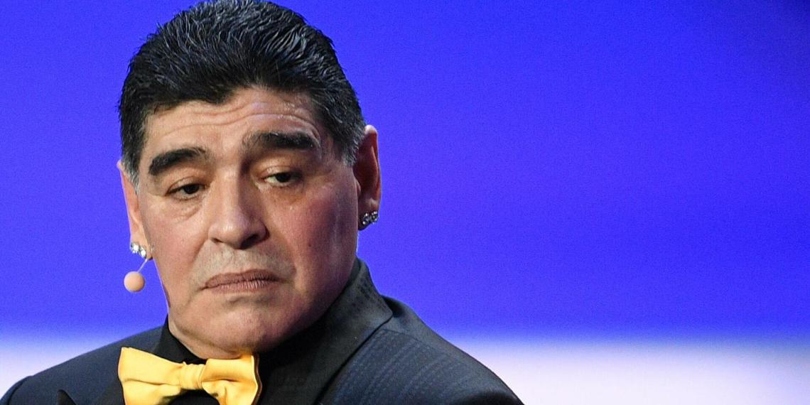 Тело Марадоны доставили в президентский дворец. Спортсмена провожают как национального героя