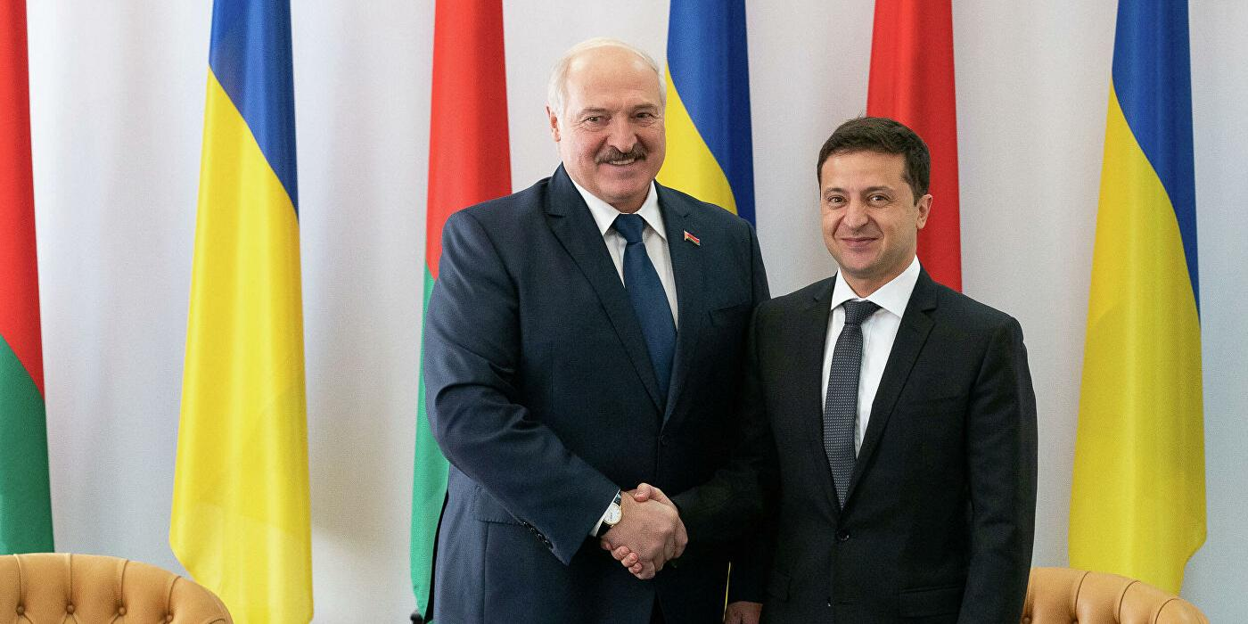 Зеленский дал совет Лукашенко