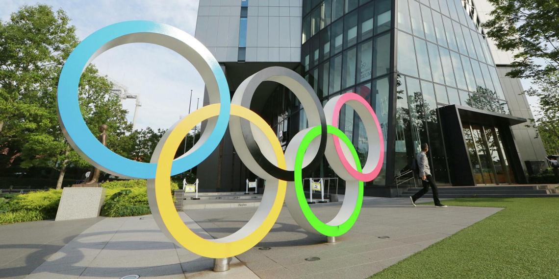 Грузинских спортсменов выгнали с Олимпиады