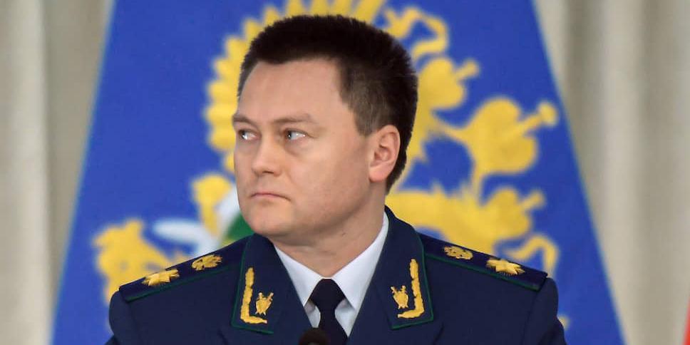 Замглавы управления Генеральной прокуратуры лишился должности за пьяный дебош в МВД