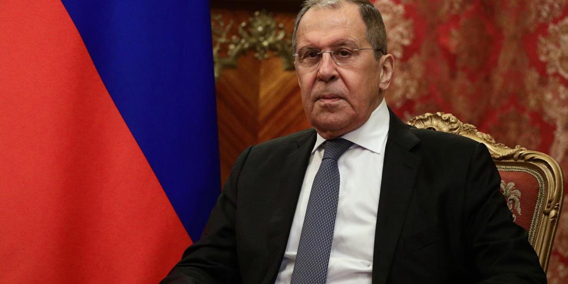 """Лавров заявил о """"мании безнаказанности"""" у Евросоюза"""