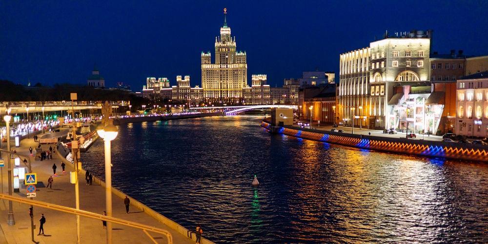 Собянин представил программу развития Москвы