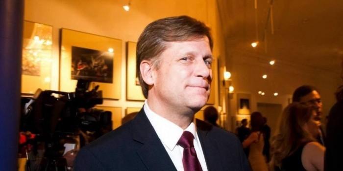 Макфол назвал несправедливыми дипломатические контрсанкции РФ