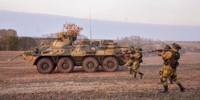 В партии Зеленского предупредили об угрозе широкомасштабной войны с Белоруссией