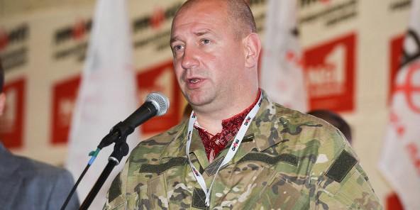 """Экс-командир батальона """"Айдар"""" задекларировал """"доход"""" больше, чем у Джорджа Сороса"""