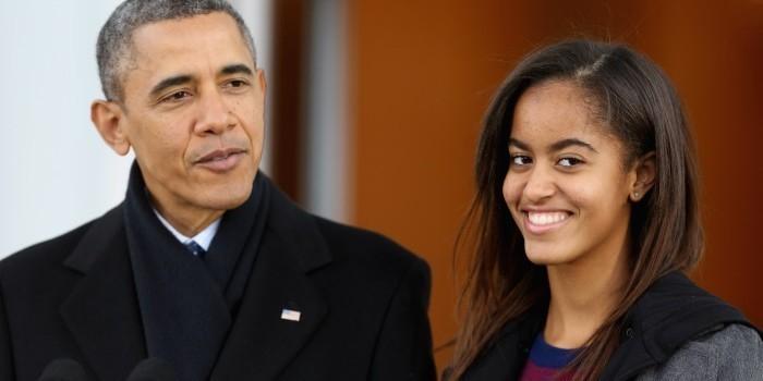 Кенийский адвокат предлагает за руку дочери Обамы 50 коров, 70 овец и 30 коз