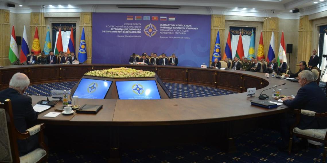ОДКБ собирает экстренное заседание из-за боев на границе Армении и Азербайджана