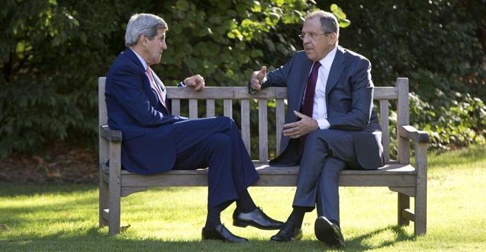 Лавров напомнил Керри об обязательствах Украины в рамках минских соглашений