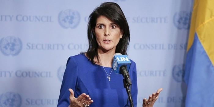 """Постпред США при ООН призвала """"никогда не доверять"""" России"""