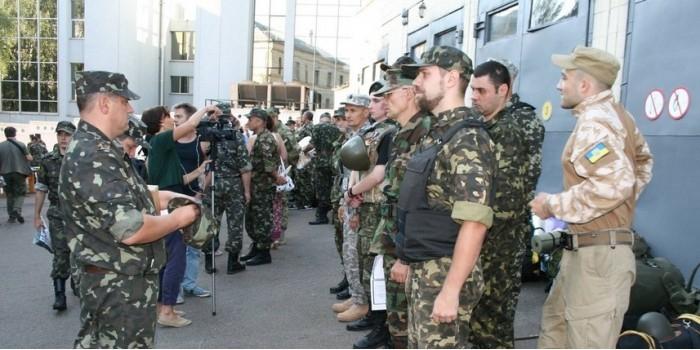 В Харькове поселили в казармы непригодных к строевой службе призывников