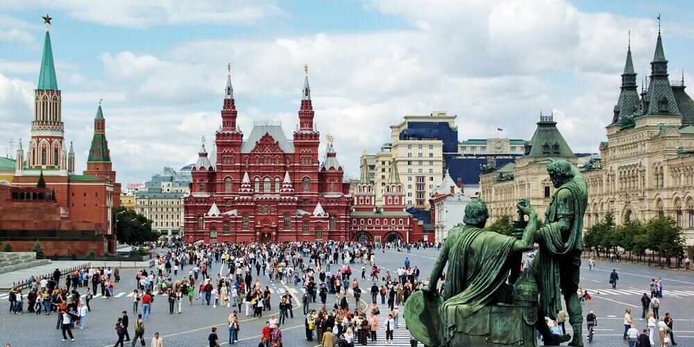 Европейские туристы назвали главные минусы путешествий по России