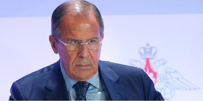 Лавров объяснил, почему Россия ввязалась в конфликты на Донбассе и в Сирии