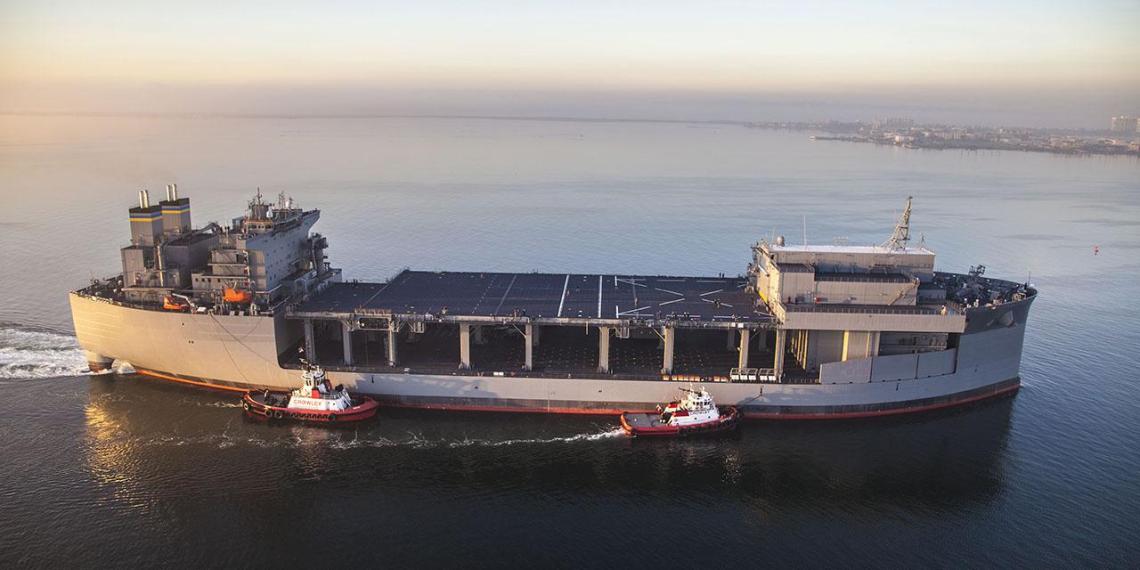 США разместят в Греции морскую экспедиционную базу