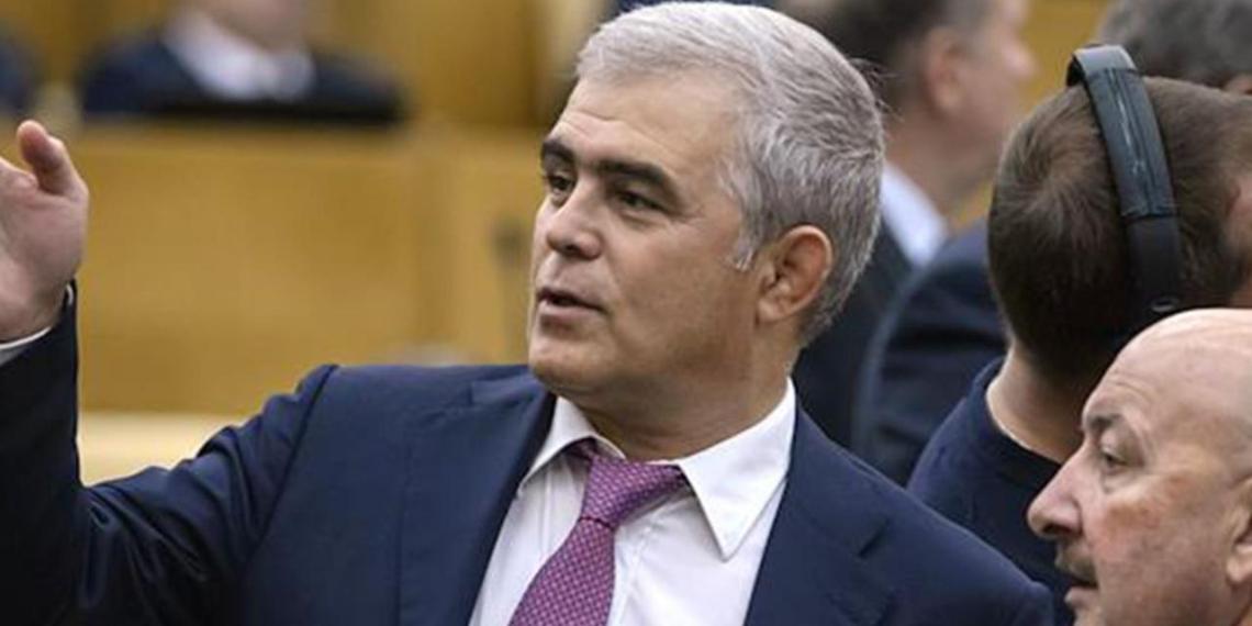 В Москве арестовали сына депутата Госдумы Мурада Гаджиева