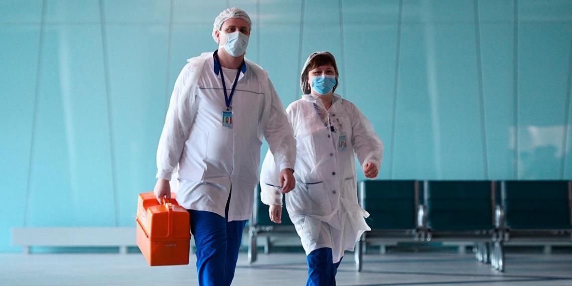 Впервые с 1 мая в России выявлено меньше 9 тыс. новых случаев коронавируса