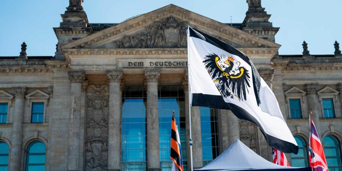 Германия инициирует общеевропейские санкции против России за атаку на бундестаг