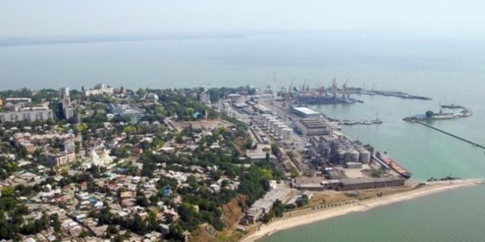 Суд запретил выпускать из порта Таганрога турецкое судно
