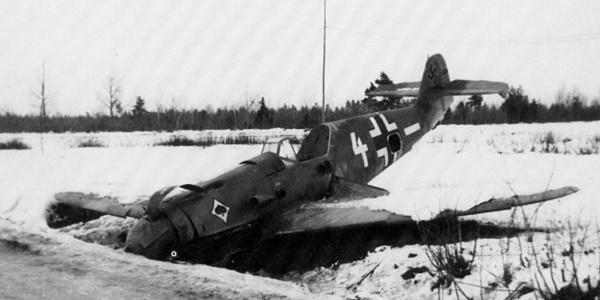 В Дании школьник нашел обломки немецкого истребителя времен ВОВ с останками пилота