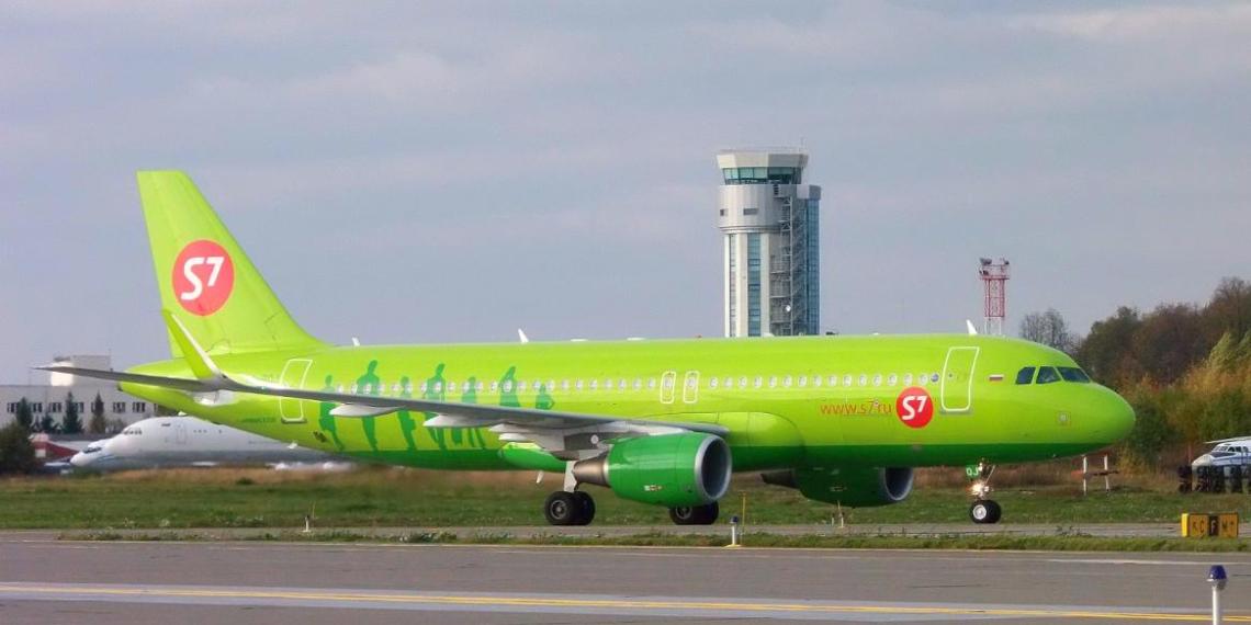 Летный директор S7 задержан за продажу места пилота на первом в России Airbus A320neo