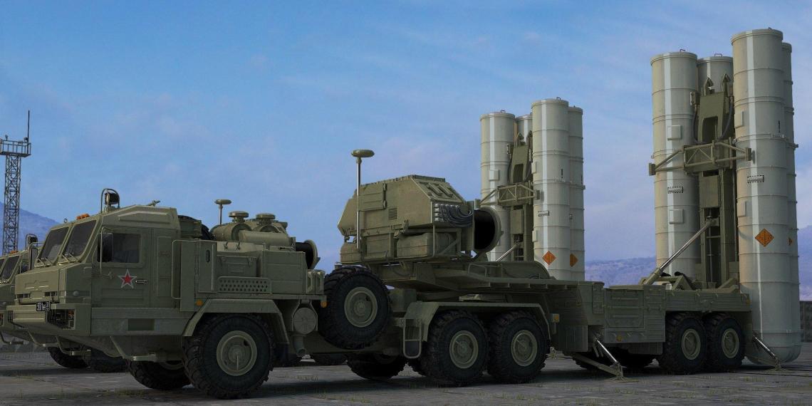 Минобороны успешно испытало систему ПВО С-500