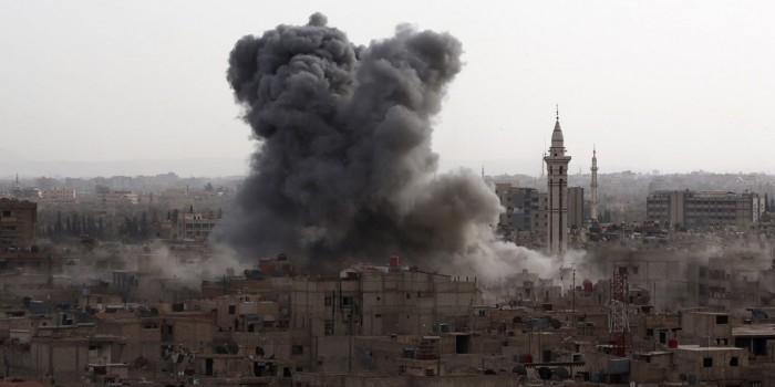 Reuters: в Сирии погиб российский майор