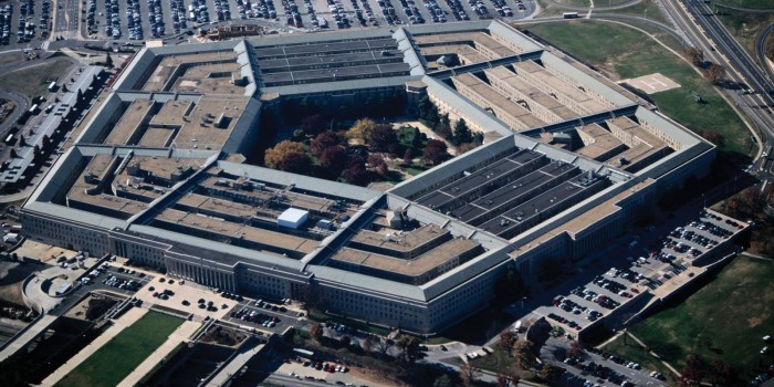 В Пентагоне объяснили полет российского военного самолета над Белым домом