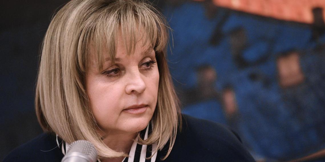 Памфилова призвала к немедленному разоблачению авторов фейковых сообщений о нарушениях