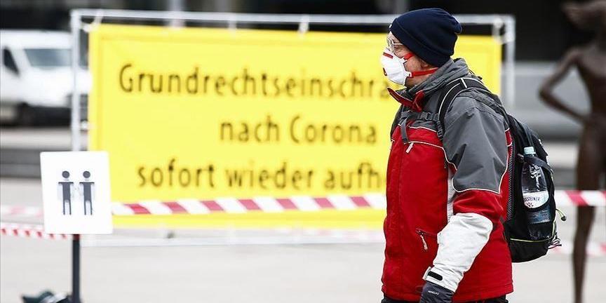 Германия обновила антирекорды по зараженным и суточной смертности от COVID-19