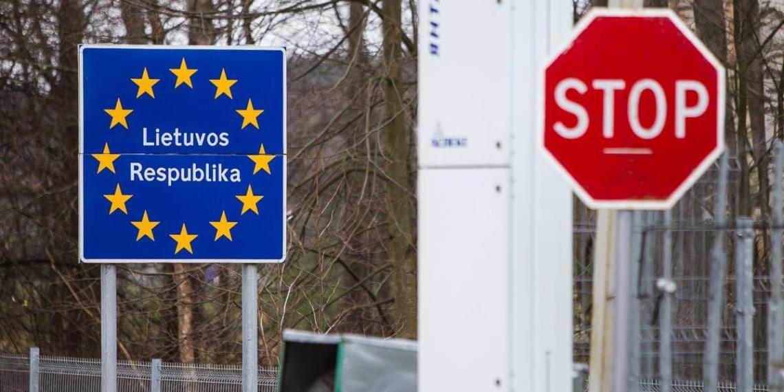 Эстонцы будут бороться с нелегалами на белорусско-литовской границе