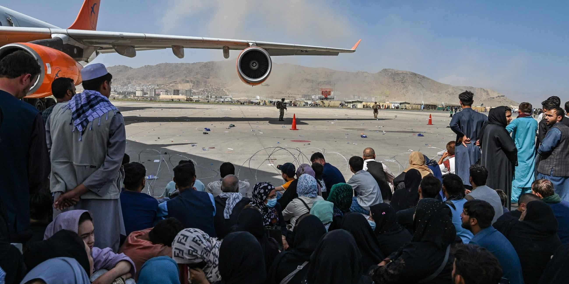 Госдеп США заявил, что Украина примет афганских беженцев