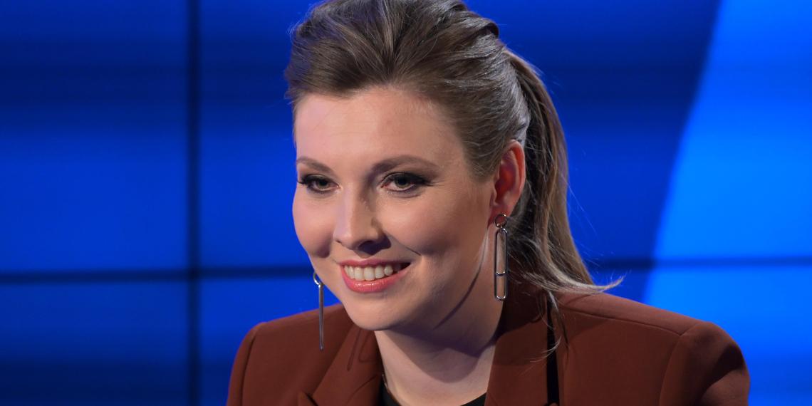 Скабеева заявила об атаке колонн украинских гомосексуалистов на Донбасс