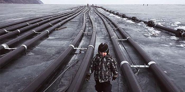 Строительство завода по откачке воды из Байкала приостановлено