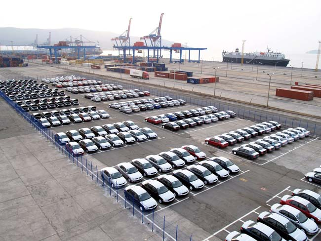 Россия может ограничить импорт машин