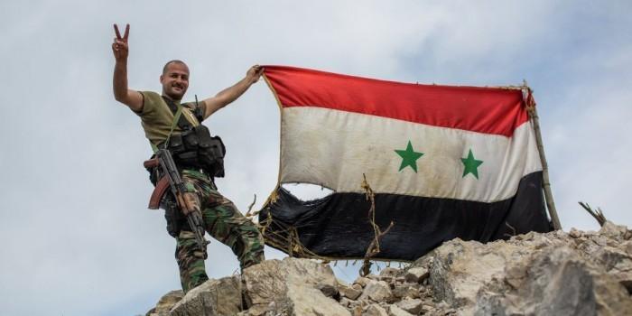 Сирийская армия приблизилась к границе с Турцией при поддержке ВКС РФ