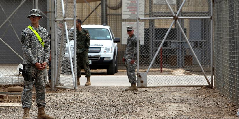 """Посольство США в Ираке атаковали из комплекса """"Катюша"""""""