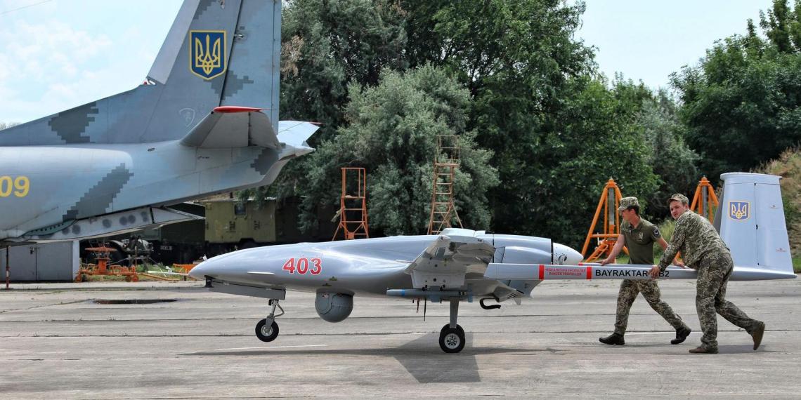 Турция пообещала не создавать России проблем поставками оружия Украине
