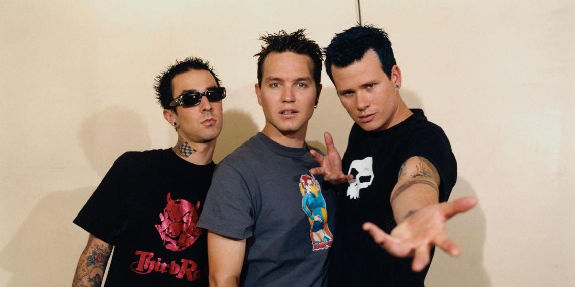 """""""Это паршиво, мне страшно"""": у солиста Blink-182 диагностировали рак"""