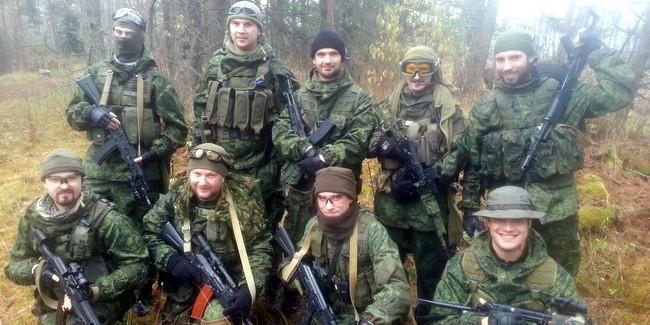 В Латвии полиция безопасности избила страйкболистов в российской форме