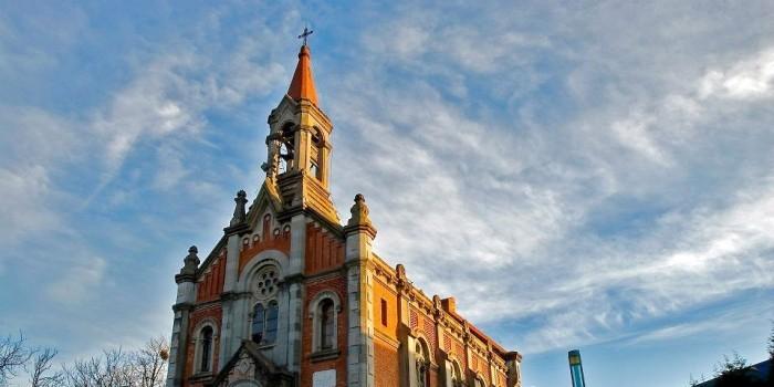 В Испании вековую церковь превратили в скейт-парк