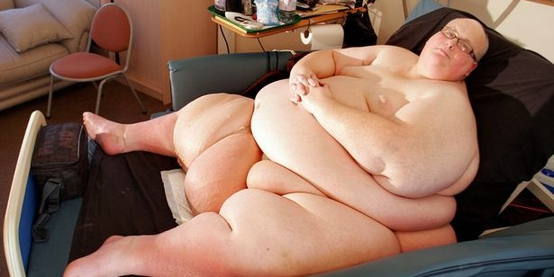 Британец похудел на 300 килограммов ради возлюбленной