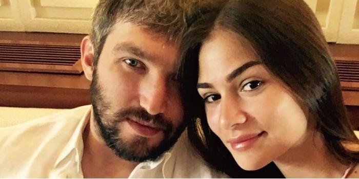 СМИ: Хоккеист Александр Овечкин тайно женился на дочери Веры Глаголевой