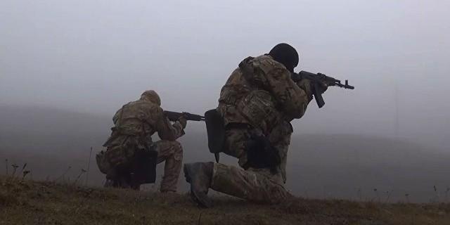 В Ингушетии силовики вступили в перестрелку с боевиками